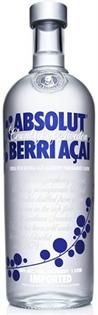 Absolut Vodka Berri Acai 750ml